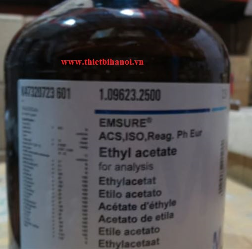Ethyl acetate, Hãng Merck
