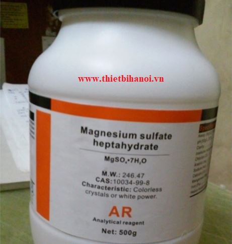 Hóa Chất Magnesium sulfate heptahydrate, hãng XiLong.