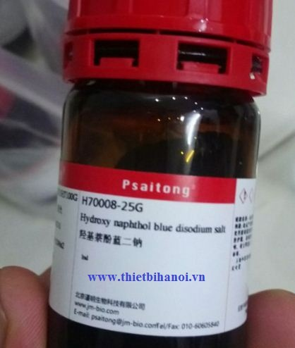 Hydroxy naphthol blue disodium salt